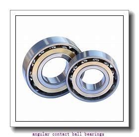 30 mm x 62 mm x 16 mm  FAG 7602030-TVP  Angular Contact Ball Bearings