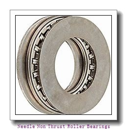 NAO-20 X 35 X 17 CONSOLIDATED BEARING  Needle Non Thrust Roller Bearings