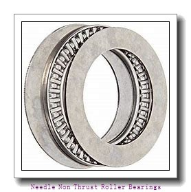 K-17 X 21 X 10 CONSOLIDATED BEARING  Needle Non Thrust Roller Bearings