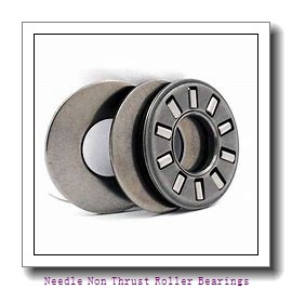 BK-2012 CONSOLIDATED BEARING  Needle Non Thrust Roller Bearings