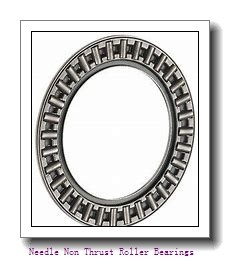 RNA-4906 CONSOLIDATED BEARING  Needle Non Thrust Roller Bearings