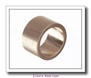 ISOSTATIC EP-283448  Sleeve Bearings
