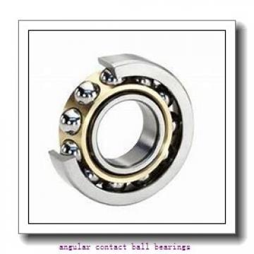 1.125 Inch | 28.575 Millimeter x 2.5 Inch | 63.5 Millimeter x 0.625 Inch | 15.875 Millimeter  CONSOLIDATED BEARING LS-11-AC  Angular Contact Ball Bearings