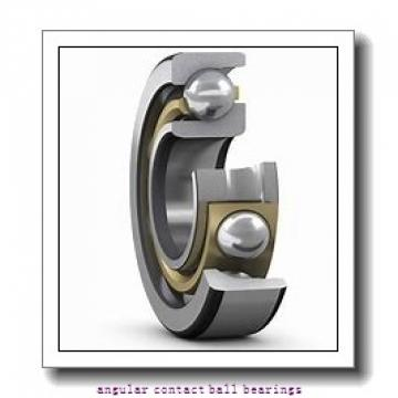 CONSOLIDATED BEARING NUKR-90X  Angular Contact Ball Bearings