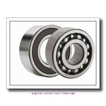 1.378 Inch | 35 Millimeter x 3.15 Inch | 80 Millimeter x 1.374 Inch | 34.9 Millimeter  CONSOLIDATED BEARING 5307 B  Angular Contact Ball Bearings