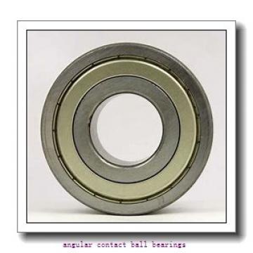 4.724 Inch | 120 Millimeter x 8.465 Inch | 215 Millimeter x 1.575 Inch | 40 Millimeter  CONSOLIDATED BEARING QJ-224 D  Angular Contact Ball Bearings