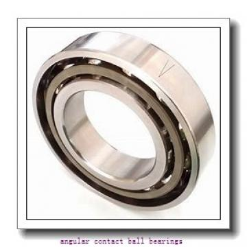 1.378 Inch | 35 Millimeter x 3.15 Inch | 80 Millimeter x 0.827 Inch | 21 Millimeter  CONSOLIDATED BEARING QJ-307 C/2  Angular Contact Ball Bearings