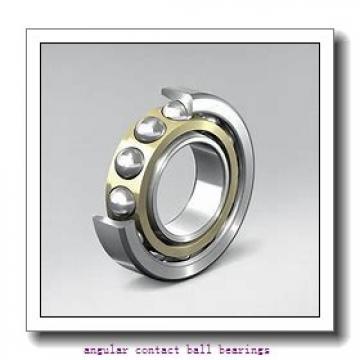 3.74 Inch | 95 Millimeter x 6.693 Inch | 170 Millimeter x 1.26 Inch | 32 Millimeter  CONSOLIDATED BEARING QJ-219  Angular Contact Ball Bearings