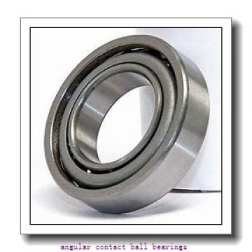 1.772 Inch | 45 Millimeter x 3.937 Inch | 100 Millimeter x 0.984 Inch | 25 Millimeter  CONSOLIDATED BEARING QJ-309 D  Angular Contact Ball Bearings