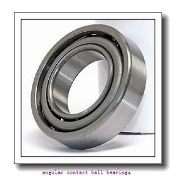 FAG 3207-BD-2HRS  Angular Contact Ball Bearings