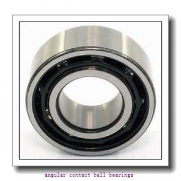 1.378 Inch | 35 Millimeter x 2.835 Inch | 72 Millimeter x 1.063 Inch | 27 Millimeter  EBC 5207  Angular Contact Ball Bearings