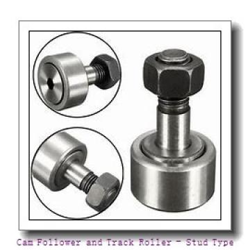 CONSOLIDATED BEARING NUKR-80  Cam Follower and Track Roller - Stud Type