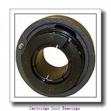QM INDUSTRIES TAMC15K207SET  Cartridge Unit Bearings