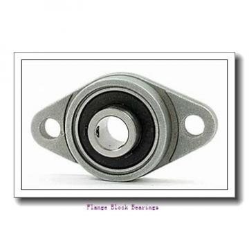 QM INDUSTRIES QAC11A203SB  Flange Block Bearings