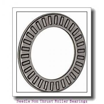 RNAO-40 X 50 X 17 CONSOLIDATED BEARING  Needle Non Thrust Roller Bearings