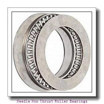K-43 X 48 X 17 CONSOLIDATED BEARING  Needle Non Thrust Roller Bearings