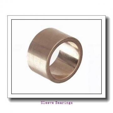 ISOSTATIC CB-2030-16  Sleeve Bearings