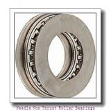 RNAO-45 X 55 X 34 CONSOLIDATED BEARING  Needle Non Thrust Roller Bearings