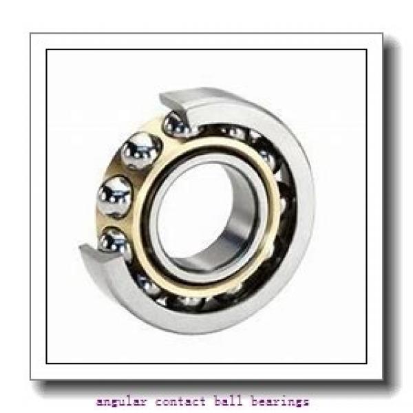 4.724 Inch | 120 Millimeter x 8.465 Inch | 215 Millimeter x 1.575 Inch | 40 Millimeter  CONSOLIDATED BEARING QJ-224 D  Angular Contact Ball Bearings #2 image