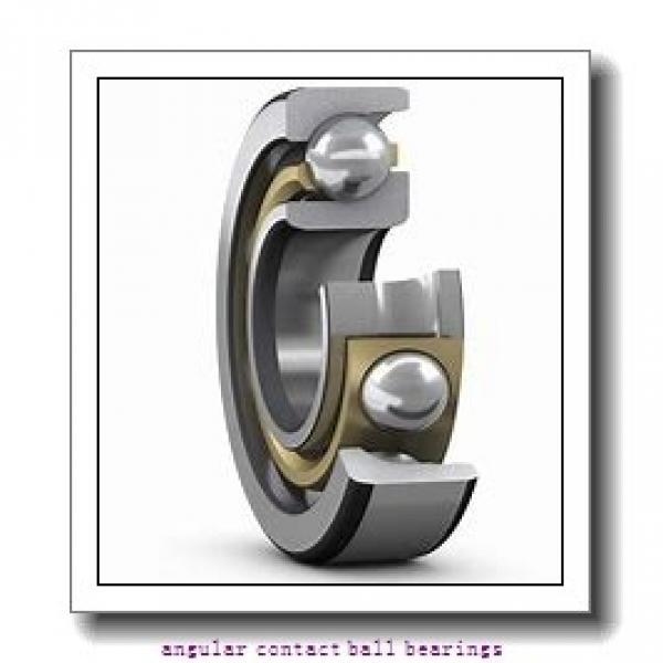 2.165 Inch | 55 Millimeter x 4.724 Inch | 120 Millimeter x 1.142 Inch | 29 Millimeter  CONSOLIDATED BEARING QJ-311 C/2  Angular Contact Ball Bearings #1 image