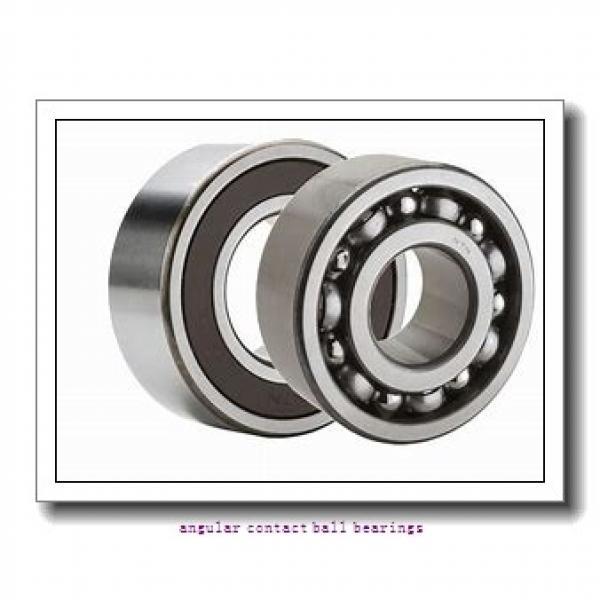 2.165 Inch | 55 Millimeter x 4.724 Inch | 120 Millimeter x 1.142 Inch | 29 Millimeter  CONSOLIDATED BEARING QJ-311 C/2  Angular Contact Ball Bearings #3 image