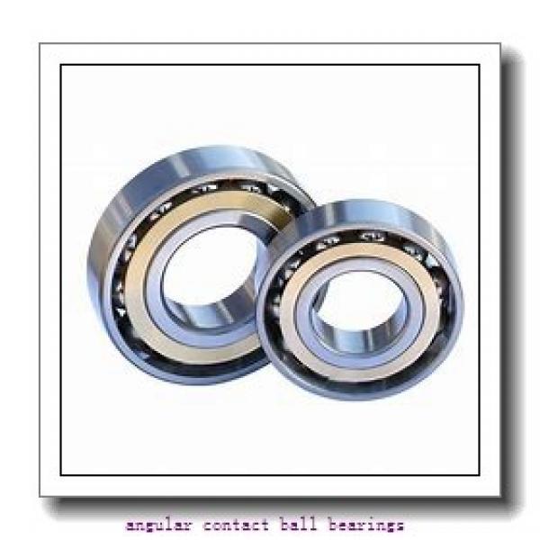 1 Inch | 25.4 Millimeter x 1.375 Inch | 34.925 Millimeter x 0.188 Inch | 4.775 Millimeter  CONSOLIDATED BEARING KAA-10 AGO  Angular Contact Ball Bearings #1 image