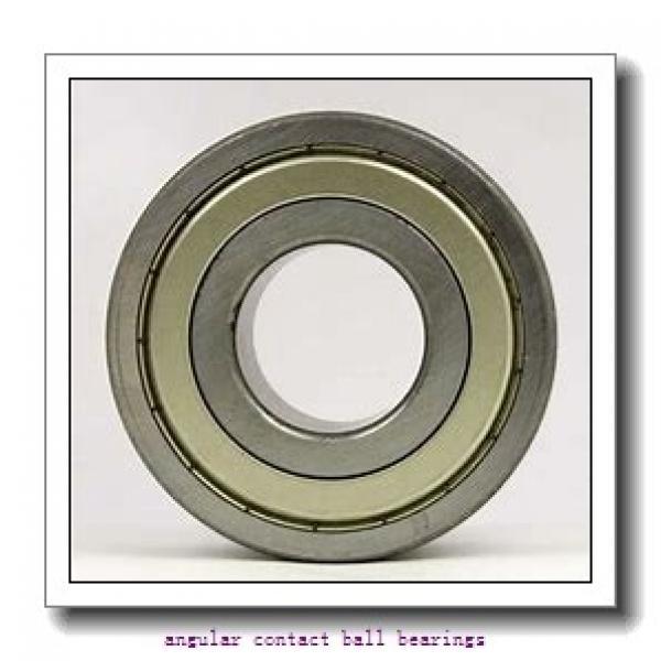 4.724 Inch | 120 Millimeter x 8.465 Inch | 215 Millimeter x 1.575 Inch | 40 Millimeter  CONSOLIDATED BEARING QJ-224 D  Angular Contact Ball Bearings #1 image