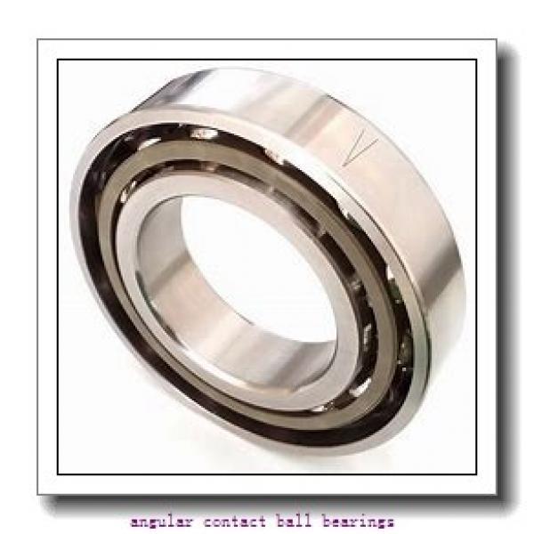 1 Inch | 25.4 Millimeter x 1.375 Inch | 34.925 Millimeter x 0.188 Inch | 4.775 Millimeter  CONSOLIDATED BEARING KAA-10 AGO  Angular Contact Ball Bearings #2 image