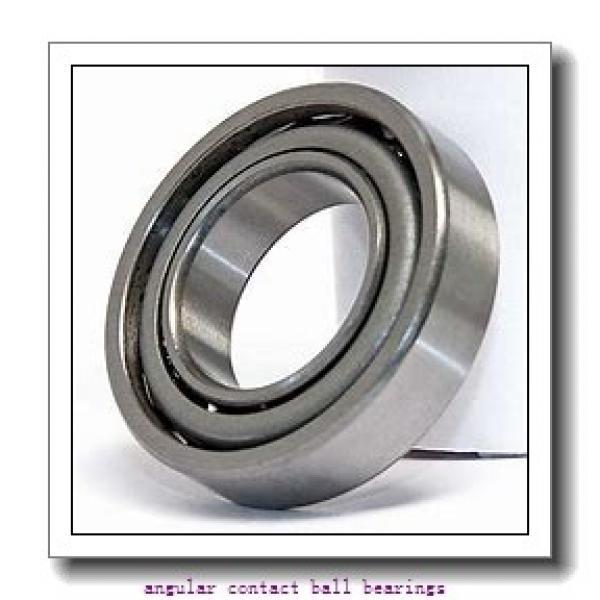 1.378 Inch   35 Millimeter x 3.15 Inch   80 Millimeter x 0.827 Inch   21 Millimeter  CONSOLIDATED BEARING QJ-307 C/3  Angular Contact Ball Bearings #1 image