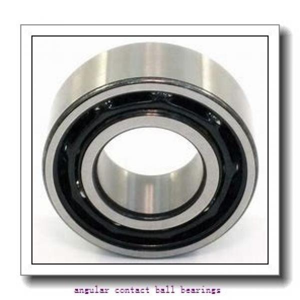 1.378 Inch | 35 Millimeter x 3.15 Inch | 80 Millimeter x 1.374 Inch | 34.9 Millimeter  CONSOLIDATED BEARING 5307-ZZNR  Angular Contact Ball Bearings #1 image