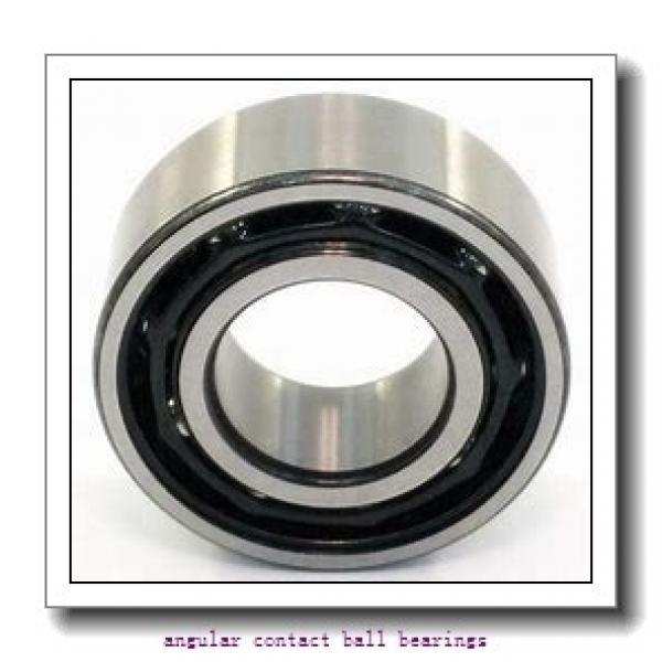 2.165 Inch | 55 Millimeter x 4.724 Inch | 120 Millimeter x 1.142 Inch | 29 Millimeter  CONSOLIDATED BEARING QJ-311 C/2  Angular Contact Ball Bearings #2 image