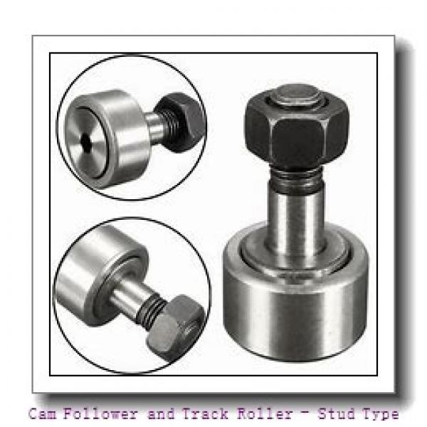 IKO CF10VBRM  Cam Follower and Track Roller - Stud Type #1 image