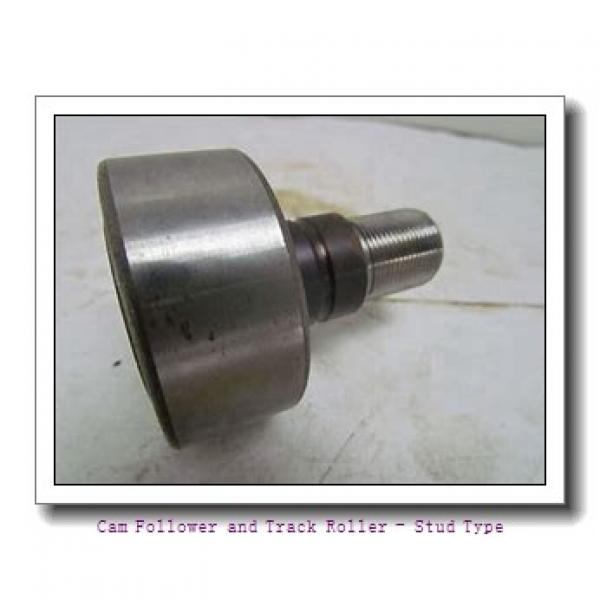 SMITH CR-1-3/4-XC-SS  Cam Follower and Track Roller - Stud Type #1 image