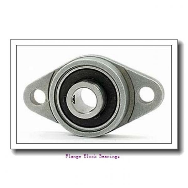 QM INDUSTRIES TAFC17K215SM  Flange Block Bearings #1 image