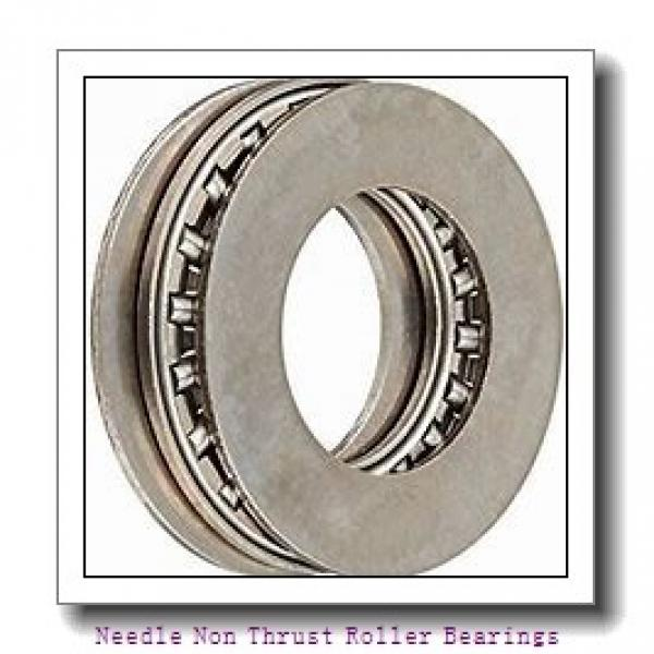 RNA-4907-2RS CONSOLIDATED BEARING  Needle Non Thrust Roller Bearings #1 image