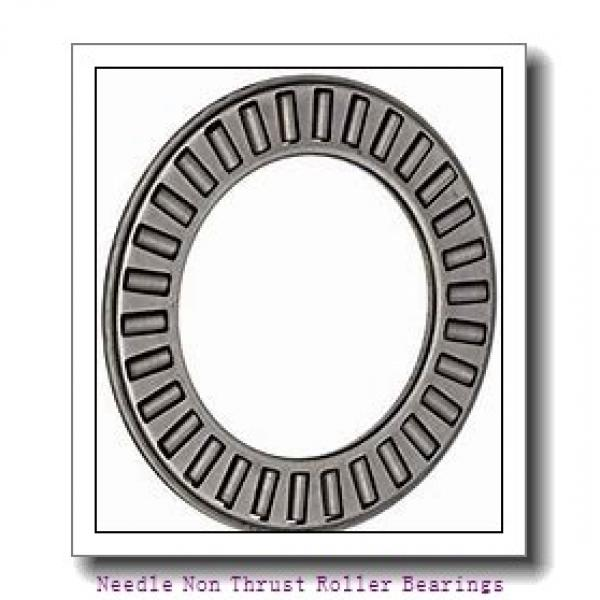 RNA-4906-2RS CONSOLIDATED BEARING  Needle Non Thrust Roller Bearings #2 image