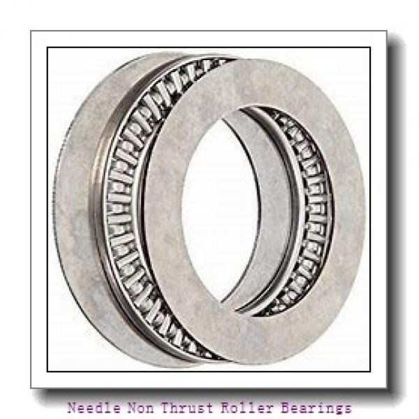 K-17 X 21 X 10 CONSOLIDATED BEARING  Needle Non Thrust Roller Bearings #1 image