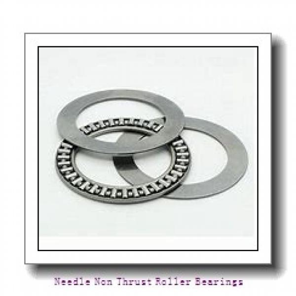 RNA-4907-2RS CONSOLIDATED BEARING  Needle Non Thrust Roller Bearings #2 image