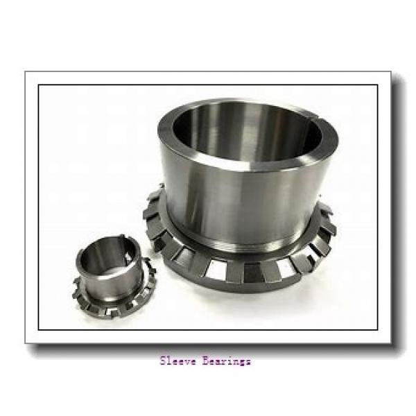 ISOSTATIC AM-609-6  Sleeve Bearings #1 image