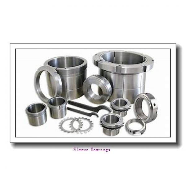 ISOSTATIC AM-609-16  Sleeve Bearings #2 image