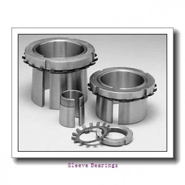 ISOSTATIC AM-609-16  Sleeve Bearings #1 image