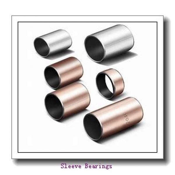 ISOSTATIC AM-609-12  Sleeve Bearings #2 image