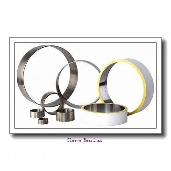 ISOSTATIC AM-609-6  Sleeve Bearings #2 image